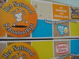 Aftellen naar start Nationaal Schoolontbijt