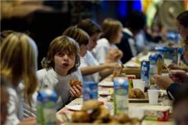 Nationaal Schoolontbijt van start (foto's)
