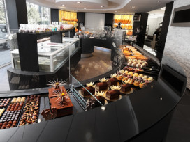 Martin Brood Patisserie Chocolade in race Dutch Design Award