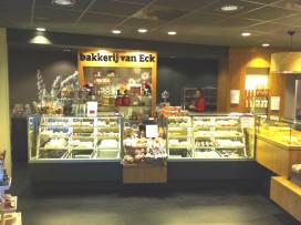 Nieuwe winkel bakkerij van Eck (video)