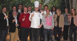 Callebaut zet Frank Haasnoot in zonnetje