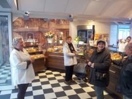 Nieuwe winkel bakker Van der Pijl