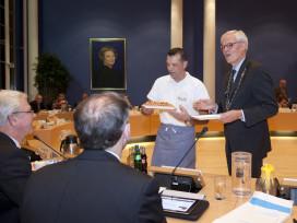 Bakkerij Veldt presenteert Maximakoekje