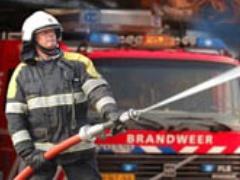 Gebouw failliete bakkerij brandt volledig uit (video)