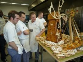 Geen eremetaal Nederland op WK boulangerie