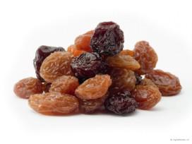 'Rozijnen verlagen bloeddruk