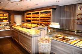 Nieuwe winkel voor Bakkerij ten Veen