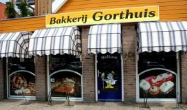 Gendertaart bij Bakkerij Gorthuis