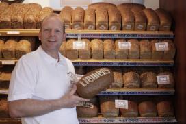 'Volkorenbrood is altijd goed