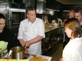 Deelnemers Gouden Gard leren van Robèrt van Beckhoven