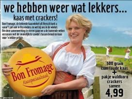 De Bakkers Lamers en Bon Fromage werken samen