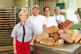 Bakkerij van Brug 100 jaar