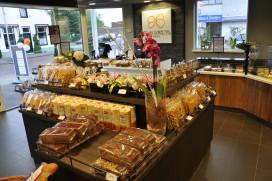 Nieuwe winkel Bakkerij Scholtes
