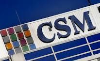 CSM ziet omzet groeien