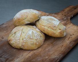 Mosselbrood uit Sint Jansteen