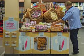 AH stopt minder suiker in eigen producten