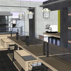 Nieuwe interieur- en ontwerppartner voor Bakery Market