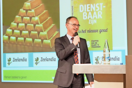 Richard de Boer nieuwe exportmanager Middle East & Africa Zeelandia