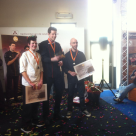Inschrijving Dutch Pastry Award 2016 geopend