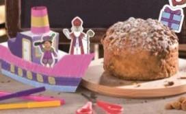 Sinterklaasconcept Beko Nederland en Waldkorn: Pepernotenbol