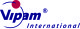 Logo vipam international 80x29