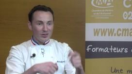 Franse Meester Mickaël Chesnouard te gast bij Bakery Institute