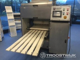 Online veiling van tientallen bakkerijmachines Jan de Ruyter