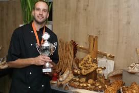 Bas van Leersum winnaar Coupe de la Boulangerie 2015