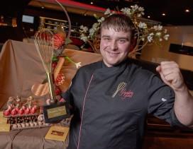 Patrick de Vries wint Gouden Gard