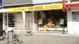 Inbreker bij Meesterbakker Van Iersel op heterdaad betrapt