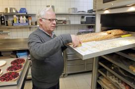 Jurering Bakker met Ster in volle gang