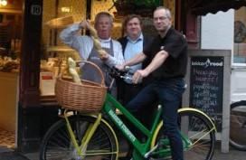 Lekker Brood in Den Haag viert eerste lustrum