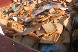 'Voedselverspilling ook vraagstuk voor bakkers'