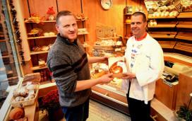 Brood- en Banketbakkerij J. Blom met Alpe d'HuZes-actie op SBS6
