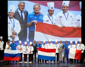WK Boulangerie krijgt nieuwe vorm op Europain in Parijs