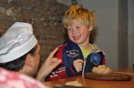 Activiteiten tijdens kerstvakantie in Nederlands Bakkerijmuseum