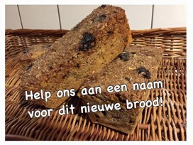 Bakkerij Vreugdenhil zoekt naam voor nieuw brood via Facebook