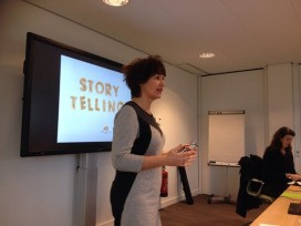 'Bind klanten aan uw zaak door storytelling'
