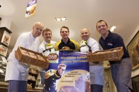Westlandse bakkers steunen Skate4air