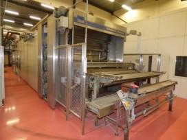 Online veiling bakkerijmachines en inventaris