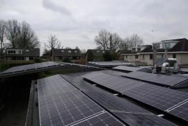 Crowdfunding levert zonnepanelen op Van Otterloo