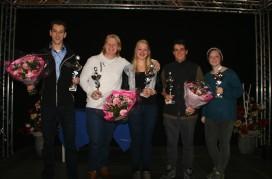 Jeugdvakwedstrijden succesvol voor studenten Graafschap College
