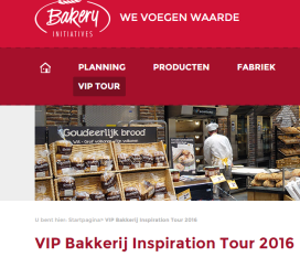 Bakery Initiatives wint Succes Award