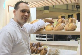 Desem Groentebroodje van Beko en Stolp