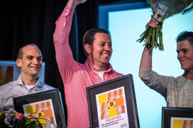 Van Dongen maakt opnieuw het lekkerste Brabantse Worstenbroodje