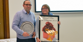 Mertens Roeleven wint Grand Prix de Patisserie