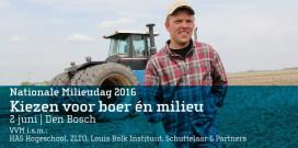 Nationale Milieudag op HAS Den Bosch