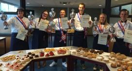 Jury onder de indruk van nieuwe jeugdkampioenen