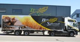 Geluidsarm transport voor Bak Speciaal