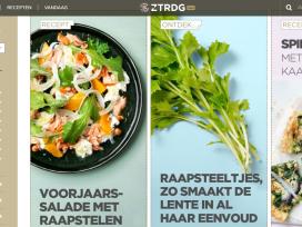Nieuwe webshop met dagverse producten